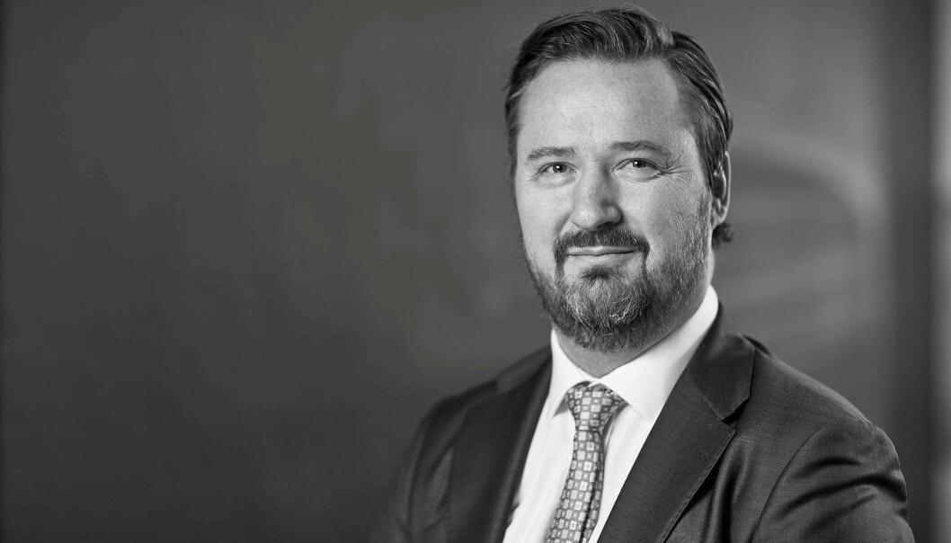 Kronikkforfatter Alexander Stensrud er leder for Capital Markets i CBRE.