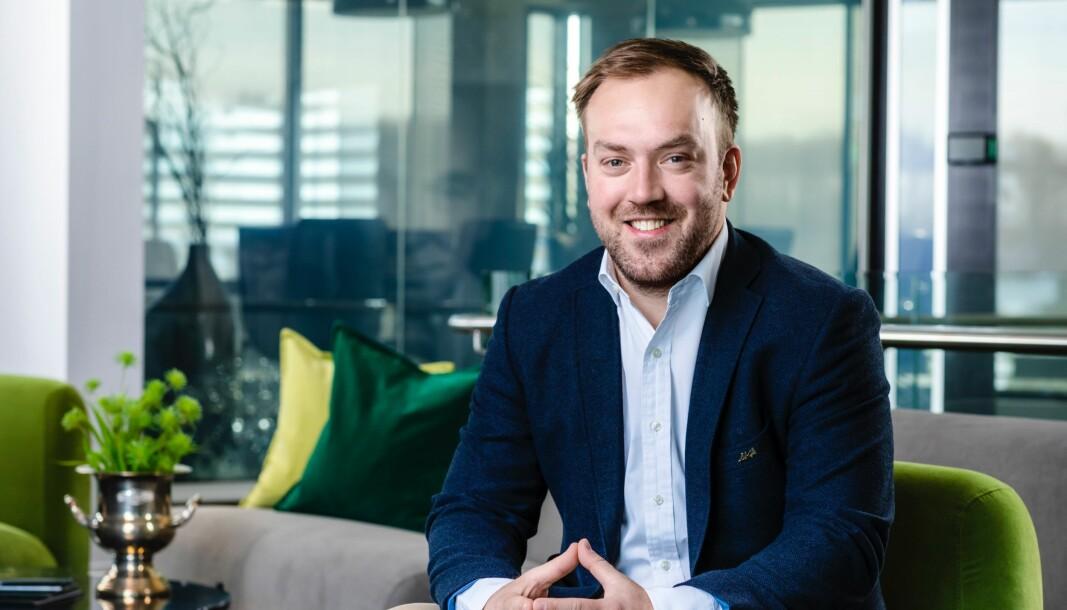 SKAL INVESTERE: AKA har store planer om å investere mer i tiden fremover, og nå får Hallvard Thoresen det fulle ansvaret for investeringene.