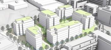 Har planer om 175 boliger på Ensjø – kan bli skole i stedet