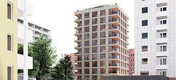 Betalte 32 millioner for Oslo-tomt – vil bygge punkthus med 45 leiligheter (+)