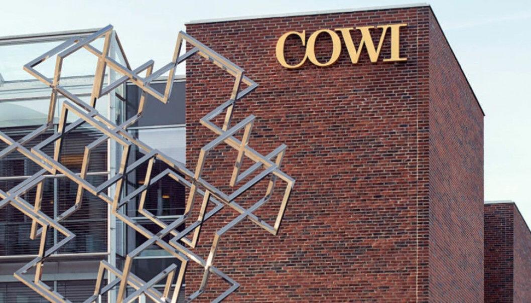 VANT: Cowi ble saksøkt av Kristiansund kommune, som mente seg lurt etter rehabiliteringsarbeider på et kommunalt bygg. Etter flere rettsrunder er det nå klart at Cowi går fri. (Foto: Cowi)