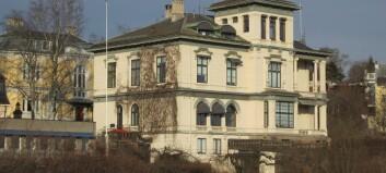 Ringnes solgte kontorvilla (+)