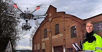 OBOS inn i droneselskap