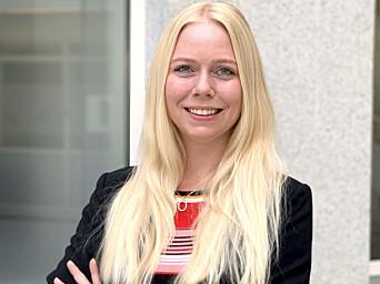 Lotte Larsson Busch, teknisk tegner i Newsec.