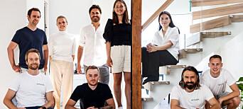 Har fått med flinke folk og kjente investorer – satser stort på bolig