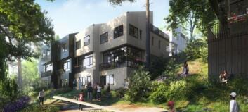 Måtte gjøre vesentlige kutt i boligprosjektet på Nordstrand