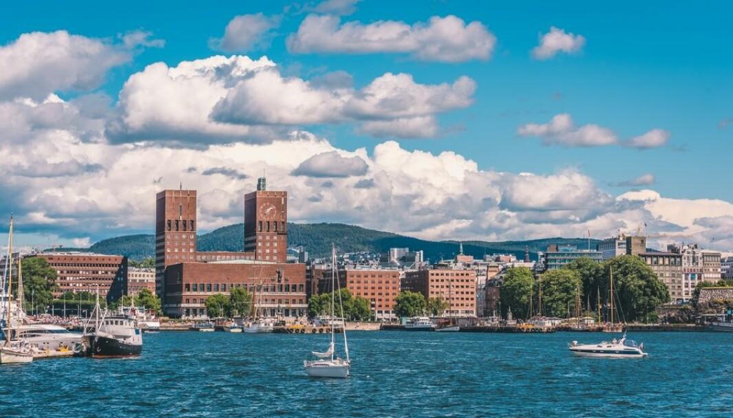 TIL HØRING: Kommunal- og moderniseringsdepartementet foreslår nye lovregler om utbyggingsavtaler. Her fra Oslo sentrum.