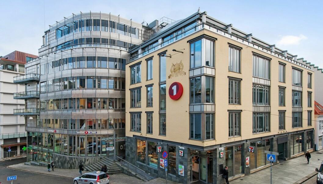 OVER 10 MILLIARDER: DNB Scandinacian Property Fund har eiendommer verdt 10,7 milliarder. Krinkelkroken 1 er blant eiendommene i porteføljen.