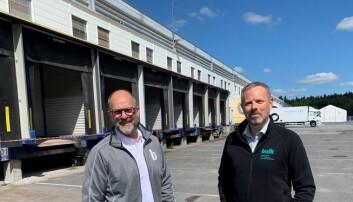 STRATEGISK ENDRING: Peder Nærbø og Jon Gravråk vil gjøre flere strategiske kjøp fremover.