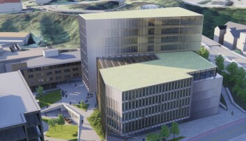 Avantor vil oppføre kontorbygg på nesten 20.000 kvm i Nydalen