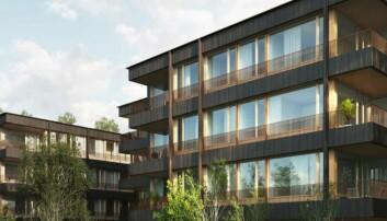 Utdatert telesentral i Bærum skal rives for å gi plass til boliger