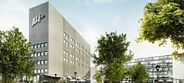 Ikonisk bygg på Filipstad blir nasjonal arena for bærekraftig byutvikling