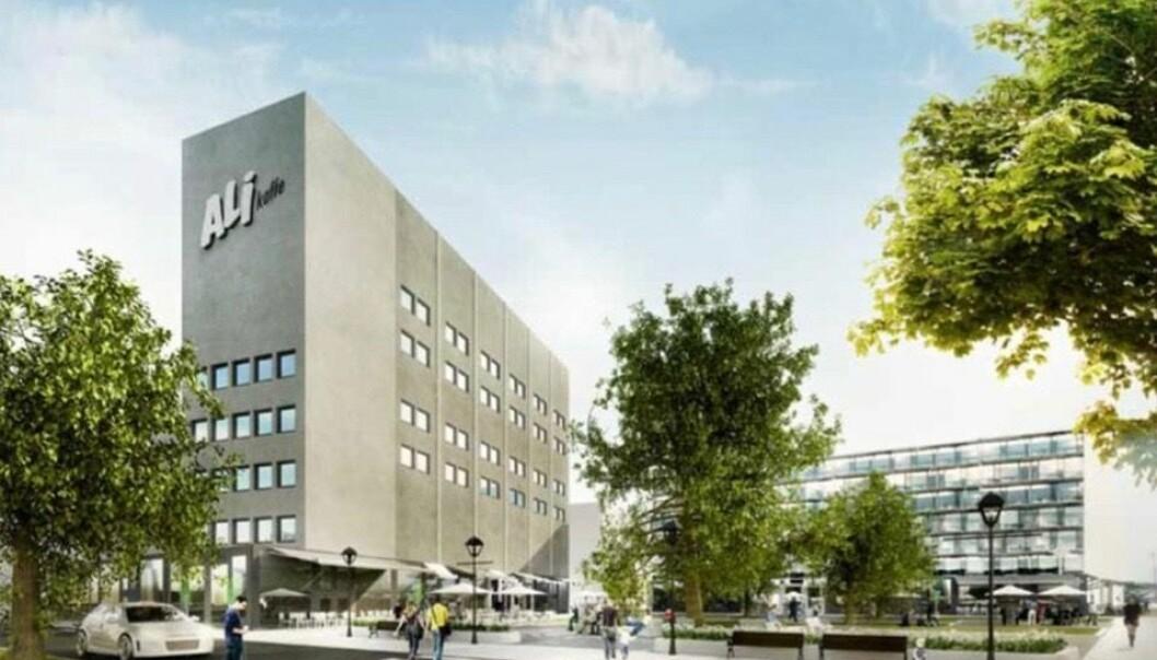 KATALYSATOR: Oslo Havn ønsker at senteret skal fungere som en katalysator og et fyrtårn for framtidig byutvikling.