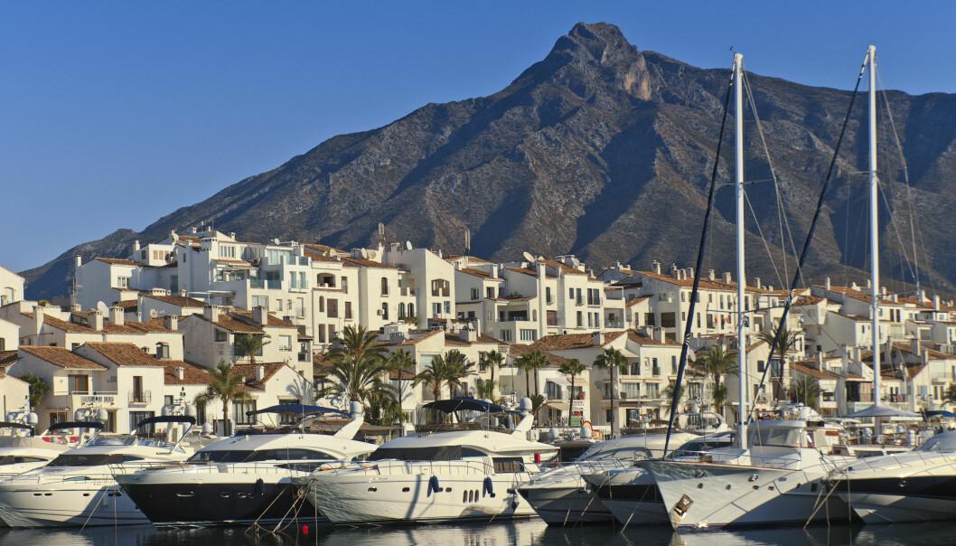 MER: Boligkjøpere i Marbella betaler betydelig mer for boligen enn andre steder i Spania.