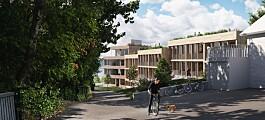 Scandinavian Development vil fortette ved knutepunkt på Lysaker