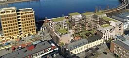 Sikret seg et helt bykvartal – vil bygge minst 100 leiligheter (+)