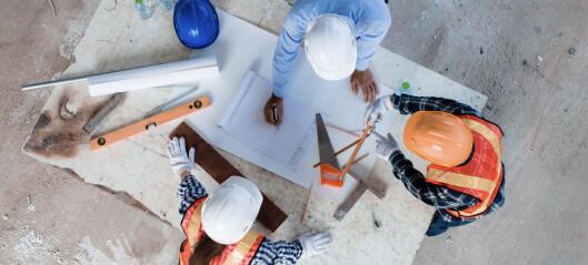 En energibærer på fremtidens byggeplasser