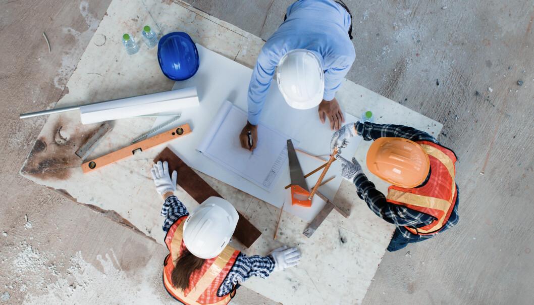 BÆREKRAFT: TECO 2030 og Implenia har fått Enova-støtte til å utvikle nullutslippsløsninger for byggeplasser.