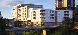 Kutter 40 boliger i Sandvika-prosjekt