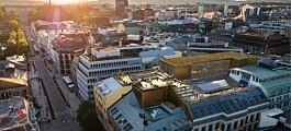 Promenaden Management vil oppgradere Eger og to naboeiendommer i Oslo sentrum