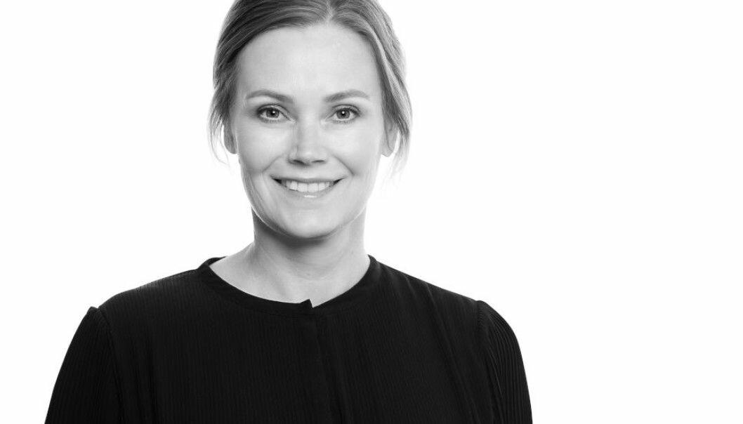 OMRÅDEMODELL: - Departementet foreslår å lovfeste en såkalt områdemodell, i tillegg til å gjøre noen presiseringer og justeringer i de eksisterende reglene for utbyggingsavtaler, sier Camilla Hammer Solheim i BAHR.