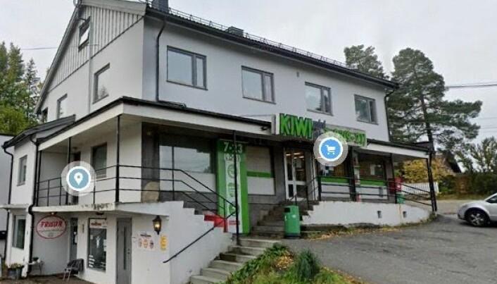 På denne tomten i Oslo øst kan det bli 24 boliger og dagligvarebutikk