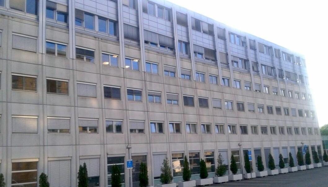 GEVINST: Dette kontorbygget har gitt selgerne god avkastning.