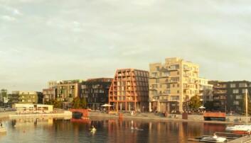 Enda en ny bydel ved sjøen (+)