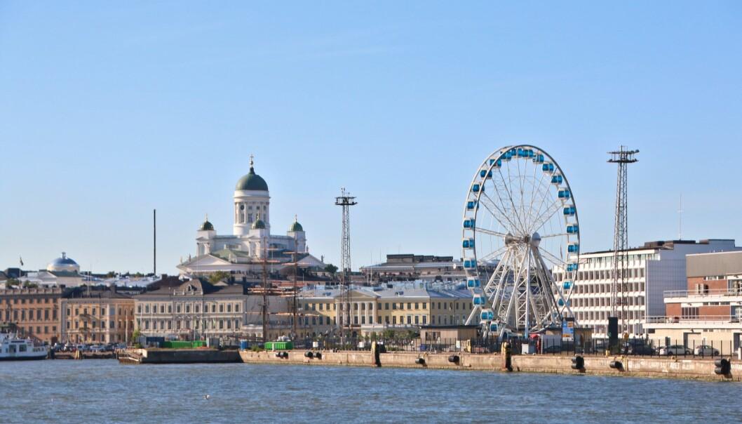 HELSINKI: Heimstaden har nå etablert seg i den finske hovedstaden.