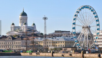 Tollefsen satser i Finlands boligmarked