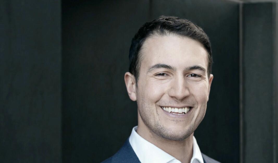VEKST: Amir A. Folkestad Habhab, grunnlegger & CEO i Marketer er svært fornøyd med årets to første kvartaler.