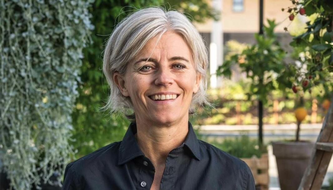 FREMTID: Hanne N. Berentzen er eier/gründer i Ostehuset Øst i Stavanger og styreleder i Stavanger Næringsforening.