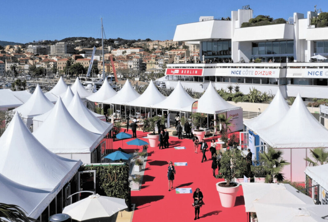 MIPIM: Dette er eiendomsmessen i Cannes slik vi er vant til å se den. Årets utgave blir en mindre utgave.