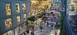 Citycon har planer om å utvide Trekanten senter med nesten 30.000 kvadratmeter