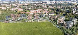 Skal bygge nesten 1.300 boliger de kommende årene (+)