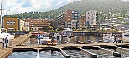 Ventetiden er over, nå slippes fjordprosjektet (+)