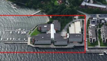 Her har både Fridtjof Nansen, Trygve Hegnar og Johan H. Andresen holdt til. Nå kan det bli sykt attraktive boliger på tomten