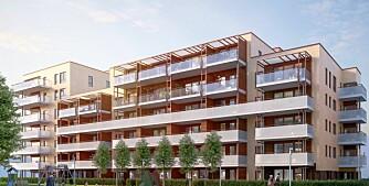 Skal bygge boliger for 800 mill