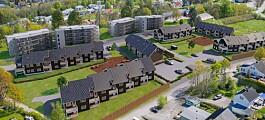 Går for 128 boliger i den nye bydelen (+)