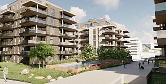 Norges største boligutviklere: Gjelsten solgte boliger for nesten 1 milliard (+)