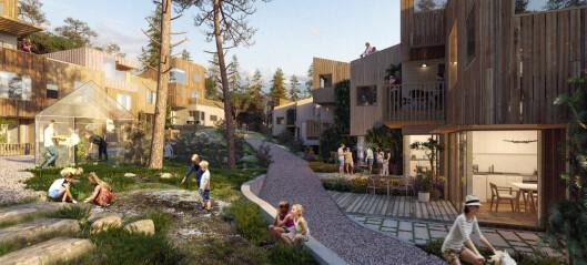 Nå kan utviklerne beregne utslipp før de bygger boliger