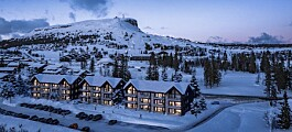Bygger leiligheter ved skiheisen (+)