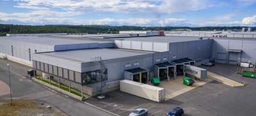 Kjøpte logistikkeiendom i Vestby (+)