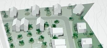 Vil fortsette bygdepreget på de nye boligene (+)