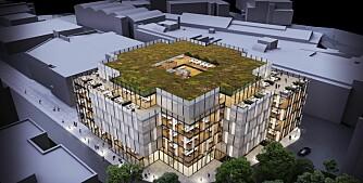 Millionene tikker inn i veldrevet arkitektselskap