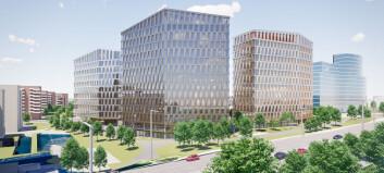 Skal bygge 22.300 nye kvadratmeter for en halv milliard
