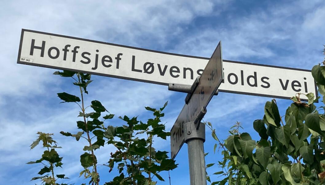 SAMARBEIDET SURNET: De to samarbeidspartnerne fikk god avkastning på leilighetene de kjøpte, herunder i Hoffsjef Løvenskiolds vei i Oslo. Men det ble krøll da fortjenesten skulle deles.