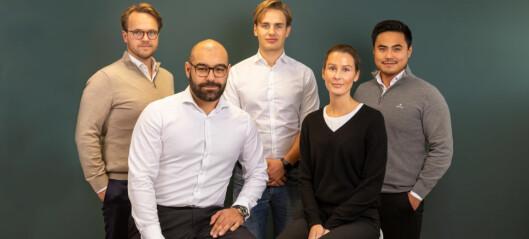 Veridian-gruppen ansetter fem nye medarbeidere