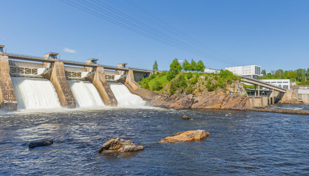 HØYE STRØMPRISER: Lite vann i vannkraftmagasinene har gitt økte elpriser, som igjen vil gi kraftig husleieøkning til nesteår.