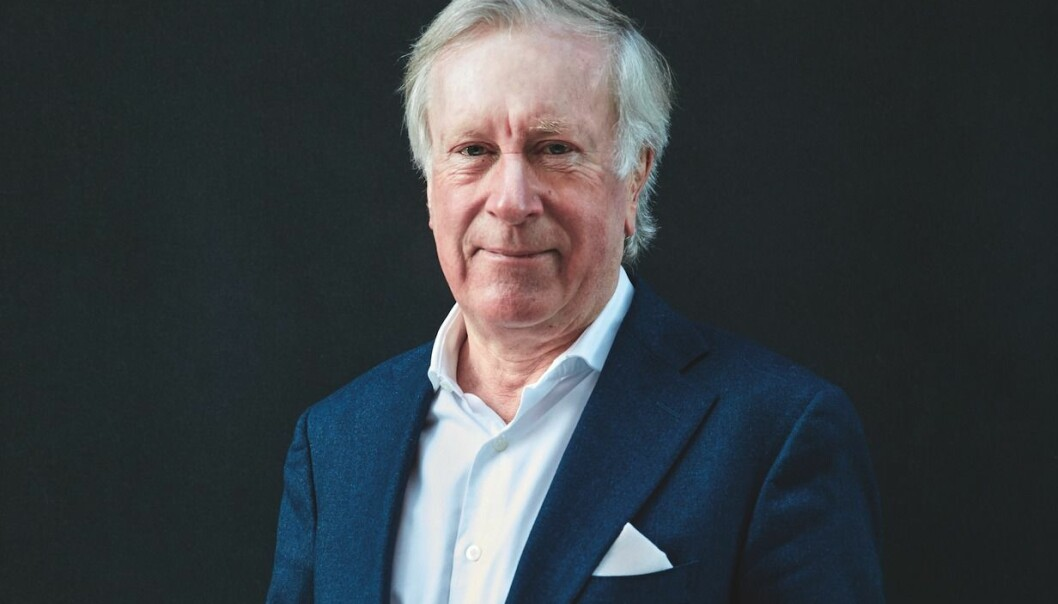 SIKRET SEG MER AV BJØRVIKA: Carl Erik Krefting har brukt koronatiden til å kjøpe mer av bygulvet i Bjørvika.